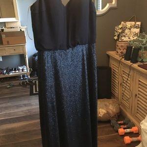 Bari Jay Bridesmaids dress